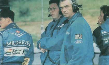 Briatore F1